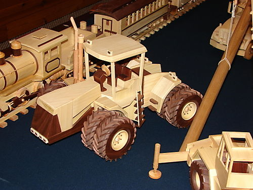 Articulated Tractor Toys And Joys : Toys and joys customer corner