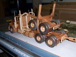 Aaron Larson Log Truck 2