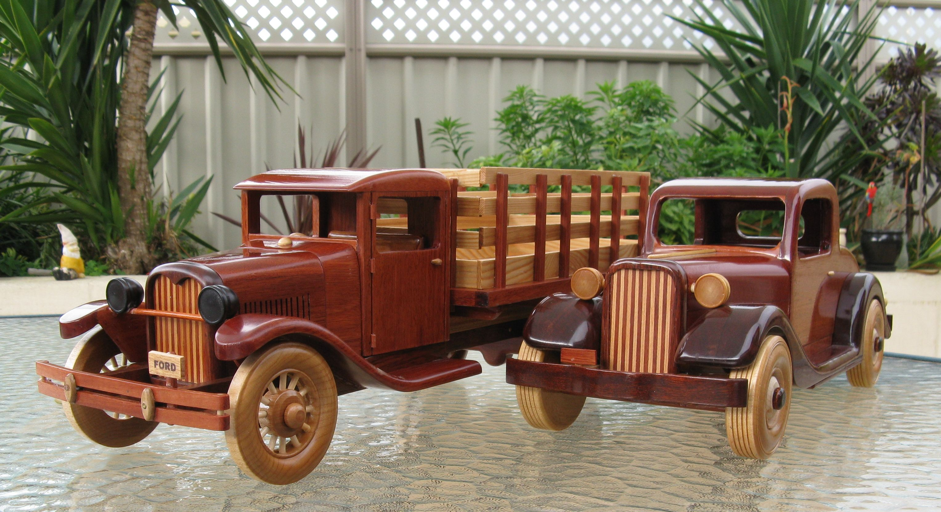 Wooden Trucks Toys And Joys : Woodworking plans toys and joys pdf